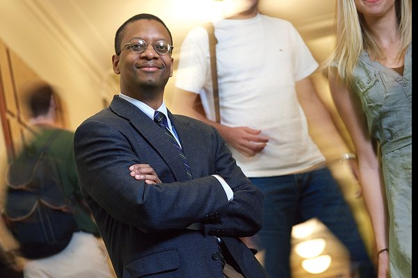 Troy McKenzie wins NYU's Distinguished Teaching Award