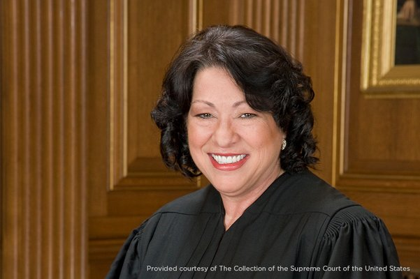 Justice Sonia Sotomayor Publishes New Children's Book