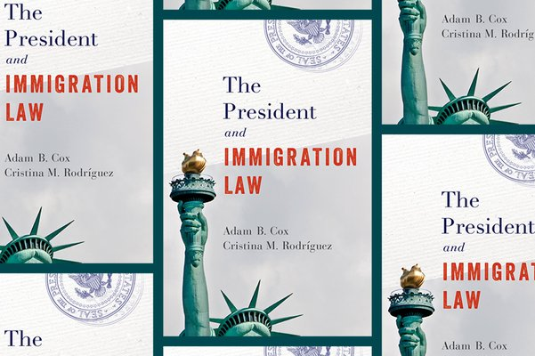 'The President and Immigration Law'