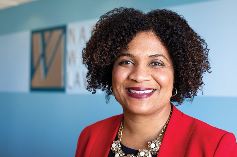 Interview with Fatima Goss Graves | American Law Institute