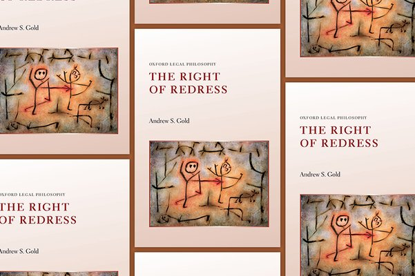 'The Right of Redress' by Andrew Gold