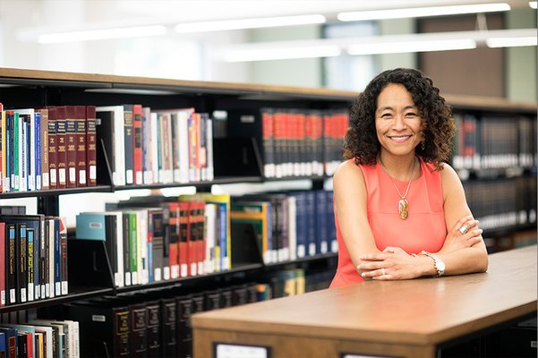 L. Song Richardson Named Dean of UCI Law