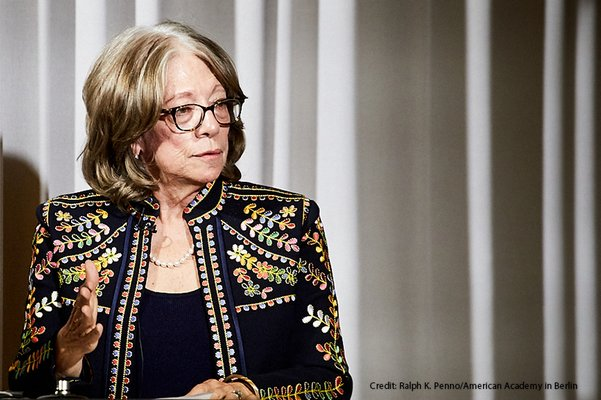Roberta Cooper Ramo Gives Lecture at The American Academy in Berlin