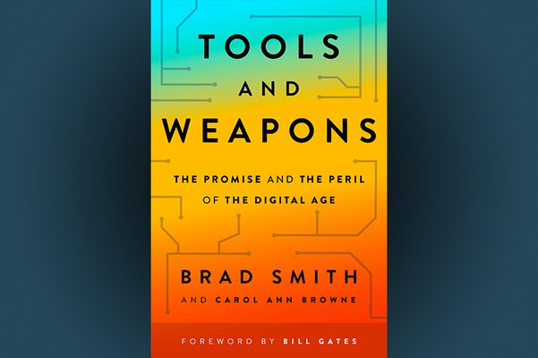 'Tools and Weapons' by Brad Smith