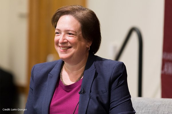 Justice Kagan Speaks to Incoming Harvard Law Students