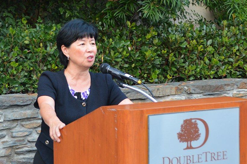 Holly Fujie Honored by JABA | American Law Institute