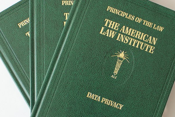 Now Available: Principles of the Law, Data Privacy