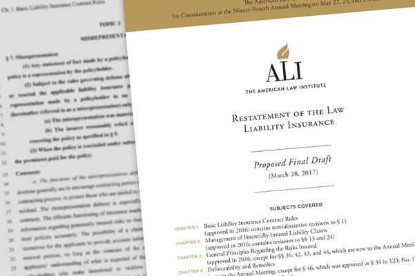 Liability Insurance Draft Cited