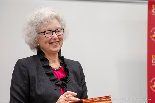 Karen Moore Delivers Fall 2019 Roth Lecture