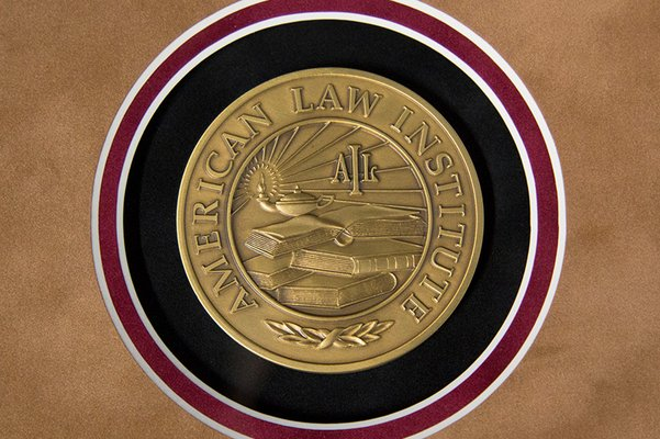 The American Law Institute Announces Early Career Scholars Medal Winners
