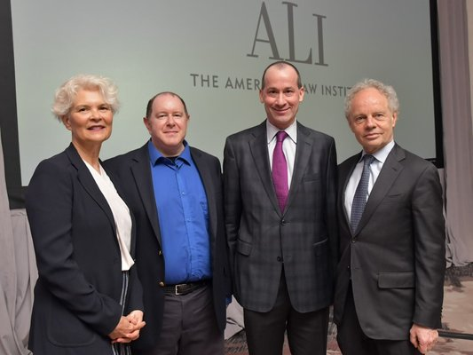 ALI Approves  Principles of the Law, Data Privacy