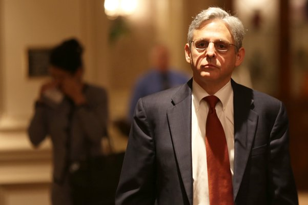 Merrick Garland Nominated to SCOTUS