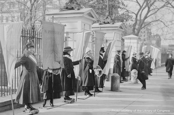Video: 100th Anniversary of the 19th Amendment