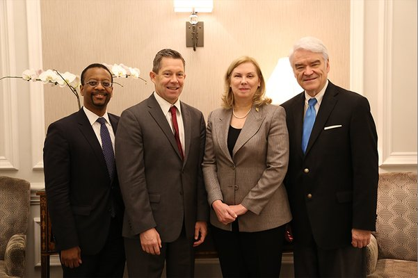 The American Law Institute Elects Four Council Members